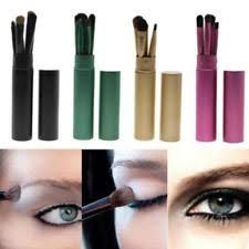 women 5pcs mini small blending eyeshadow eye makeup brushes new c