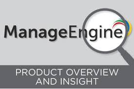 Manageengine Product Overview And Insight Eweek