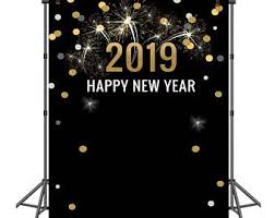 New Year Backdrops New Years Backdrop Etsy