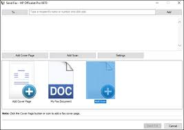 Document Fax Hp Printers And Fax Machines How To Fax Hp Customer Support