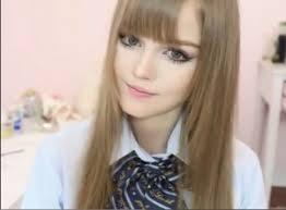 tutorial make up korea mata indah layaknya boneka