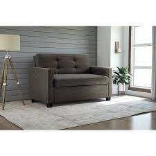 office sleeper sofa. dhp signature sleep devon grey linen twin sleeper sofa office