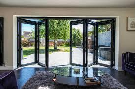 benefits of commercial aluminium bi fold doors