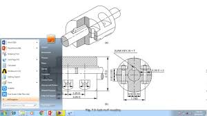 Muff Coupling Is Designed As Modeling And Assembly Of Split Muff Coupling Using Solid Edge St5