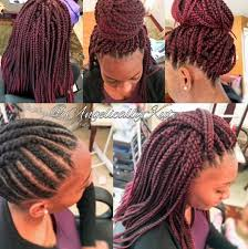 Crochet Braid Pattern For Ponytail Extraordinary 48 Pretty African American Braided Hairstyles PoPular Haircuts