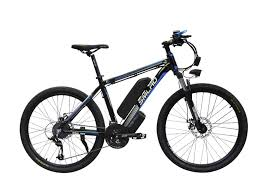 <b>Smlro C6 Electric</b> Mountain Bike For Just $854.99 [Summer Sale]