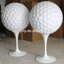 Golf Ball Decorations Fiberglass Giant Golf Ball Decoration Buy Giant Golf BallGolf 5