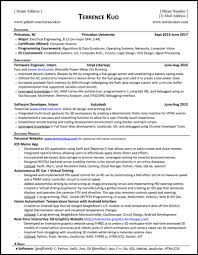 How To Write Resume Profile Summary For An Internship High School