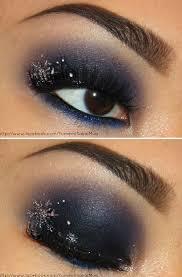 10 stylishly festive makeup ideas