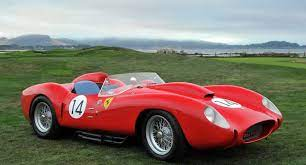 Largest car cover inventory online. 1958 Ferrari 250 Testa Rossa