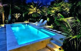 pool deck lighting ideas. Pool Lighting Design Swimming Backyard Getaways With Landscape Outdoor Deck Ideas