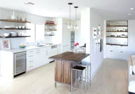 floating kitchen shelves for dishes best wood kitchens with open shelving charming contemporary wooden i