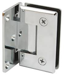 shower door hinge wall to glass hinge 90 hinge with plate