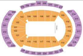 Pbr Moda Center Seating Chart Pbr Professional Bull Riders