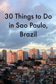 São paulo is a municipality in the southeast region of brazil. 30 Things To Do In Sao Paulo Brazil Brazil Travel South America Travel Sao Paulo