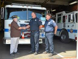 Red Bluff Fire Engineer Selected As American Legion California