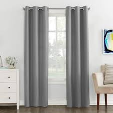 Gray and beige curtains Tan The Big One 2pack Decorative Solid Window Curtains Kohls Grey Curtains Drapes Window Treatments Home Decor Kohls