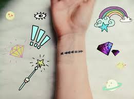 как сделать татуировку личный опыт тонкости выбора и уход Tu