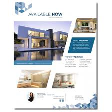 015 Template Ideas Free Real Estate Flyer Publisher Crop