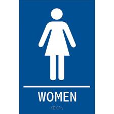 Image Bathroom Door Ada Braille Tactile Womens Restroom Sign Women 012915 Jj Keller Ada Braille Tactile Womens Restroom Sign Women