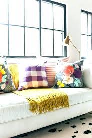 Target Couch Pillows Fantastic Long Design Yellow Throw Decorative For  Christmas Sofa Decor Pillow