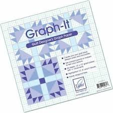 Details About June Tailor Graph It Graph Paper 12 By 12 Inch 20 Per Package