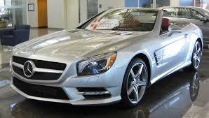BenzBlogger » Blog Archiv » 2013 Mercedes-Benz Edition 1 SL550 For ...