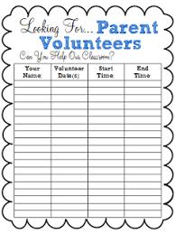 Parent Sign Up Sheet Diy Cupcake Holders Back To School School Parent Volunteers
