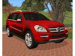 Mercedes Benz GL450 - The Sims 2 Download - SimsDomination