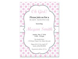 Baby Shower Invitation Backgrounds Free Impressive Free Baby Shower Invitation Templates For Word With Elephant