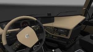 volvo trucks interior 2013. euro truck simulator 2 mods volvo fh16 interior edition trucks 2013 l