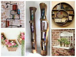 Small Picture Creative Wall Shelves Ideas DIY Home Decor YouTube