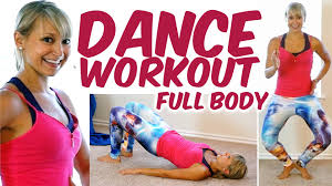 dance workout for beginners fun fit full body fitness pilates inspired exercise routine you