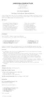 Restaurant Resume Sample Best of Fast Food Resume Resume Tutorial