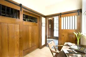 contemporary home office sliding barn. Barn Door Bookcases Sliding Doors Home Office Contemporary With Closet Shelf Standard Wood Flooring Designer Pro Import Dwg · « I