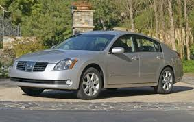 2006 Nissan Maxima - Information and photos - ZombieDrive