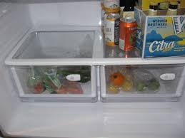samsung refrigerator drawer. Fine Samsung The Fundamental Problem Here Is A Small Evaporator Drain Hole Will  Frequently Ice Up And Then Once Itu0027s Frozen It Wonu0027t Allow The Condensation To Drain On Samsung Refrigerator Drawer