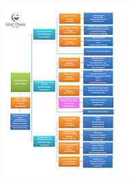 Organisational Structure Colac Otway Shire