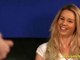 shy milf watches guy wank during interview jporn tv cfnm voyeur female voyeur girl watch guy jerk