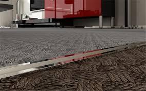 carpet edging. ksl 45*9mm metal aluminium carpet edging trim