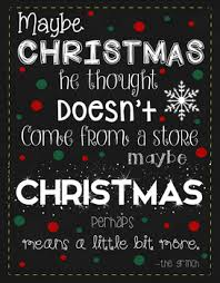 the grinch who stole christmas quotes. Contemporary The How The Grinch Stole Christmas Quote Pictures To The Who Quotes Q