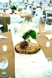 Round Table Settings For Weddings Fall Centerpieces For Round Tables Wedding Table Settings