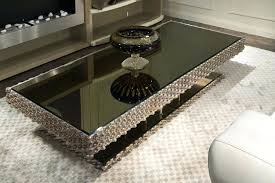 silver mirrored coffee table large size of dining nightstand ideas mid century le mirror silver mirrored coffee table