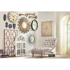 prissy ideas metal wall decor art home kohl s wall decoration ideas within most recent