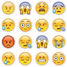 Sad Smiley Emojis Emoji Printables Pinterest Coloriage Icone