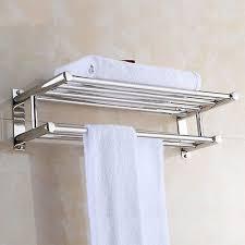 new wall mounted bathroom towel rail