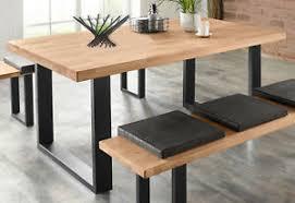 Das Bild Wird Geladen Esstisch Kuechentisch Tisch Holztisch Esszimmer  Kernbuche Massiv 200cm