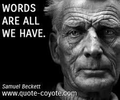 Samuel Beckett Quotes Unique SAMUEL BECKETT QUOTES Image Quotes At Hippoquotes