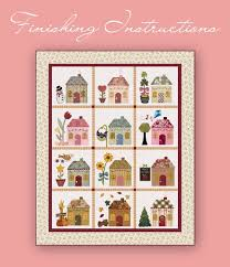 Country Cottages Pattern | Free pattern, Patterns and House & Country Cottages Pattern Adamdwight.com