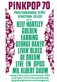 <b>GOLDEN EARRING</b> TOURDATES in the Seventies